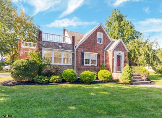 413 Lexington Ave, Cranford Twp., NJ 07016 (#3540623) :: Daunno Realty Services, LLC