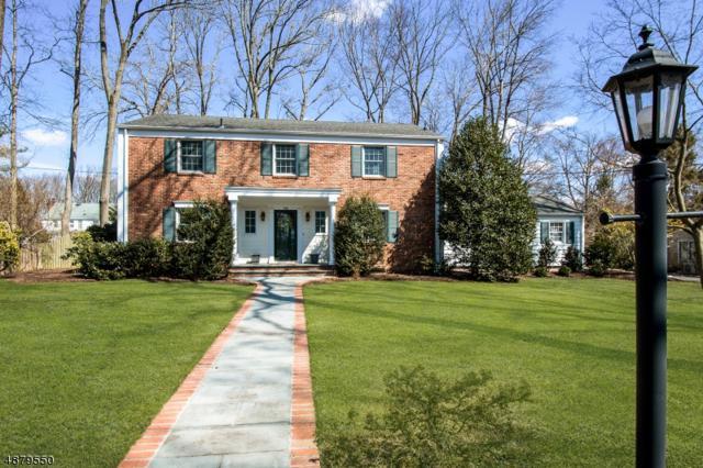745 Norman Pl, Westfield Town, NJ 07090 (#3540646) :: Daunno Realty Services, LLC