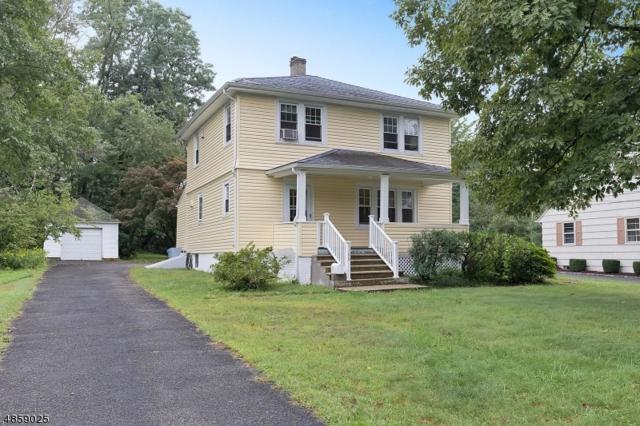 1160 Springfield Ave, New Providence Boro, NJ 07974 (MLS #3541073) :: The Dekanski Home Selling Team