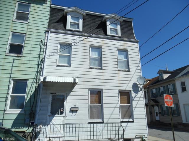 149 Mercer St, Phillipsburg Town, NJ 08865 (#3541125) :: Jason Freeby Group at Keller Williams Real Estate
