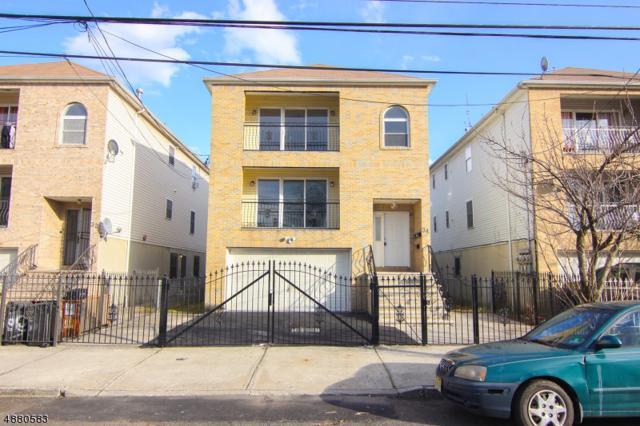 34 Wainwright St, Newark City, NJ 07112 (MLS #3541205) :: William Raveis Baer & McIntosh
