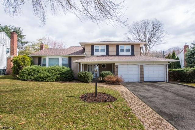 26 Mohawk Dr, Springfield Twp., NJ 07081 (MLS #3541302) :: The Dekanski Home Selling Team