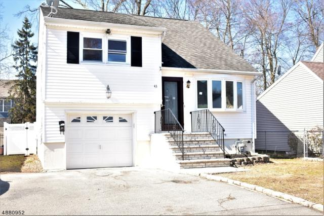 43 Pawnee Ave, Parsippany-Troy Hills Twp., NJ 07034 (MLS #3541315) :: RE/MAX First Choice Realtors