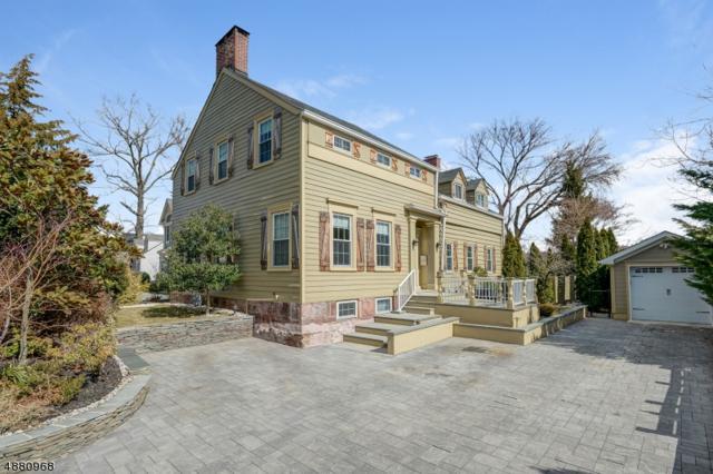 231 S Springfield Ave, Springfield Twp., NJ 07081 (MLS #3541355) :: The Dekanski Home Selling Team