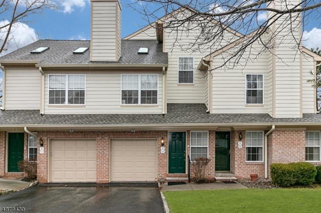 2 Gatehouse Ct, Morris Twp., NJ 07960 (MLS #3541374) :: RE/MAX First Choice Realtors