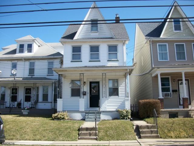 697 Columbus Ave, Phillipsburg Town, NJ 08865 (MLS #3542730) :: The Debbie Woerner Team