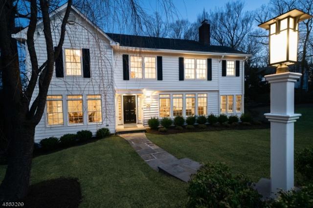 38 Barnsdale Rd, Millburn Twp., NJ 07078 (MLS #3543353) :: SR Real Estate Group