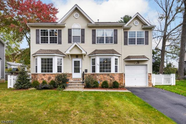 194 Hiawatha Blvd, Parsippany-Troy Hills Twp., NJ 07034 (MLS #3543520) :: The Debbie Woerner Team