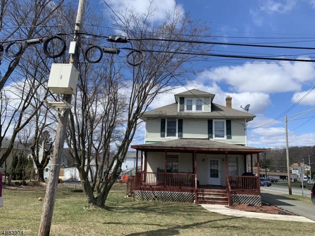 445 Route 46, Rockaway Twp., NJ 07801 (MLS #3544039) :: William Raveis Baer & McIntosh