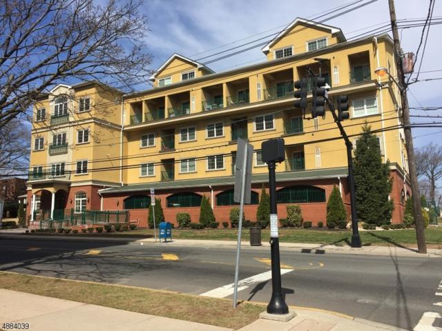 201 W Jersey St #424, Elizabeth City, NJ 07201 (MLS #3544128) :: The Dekanski Home Selling Team