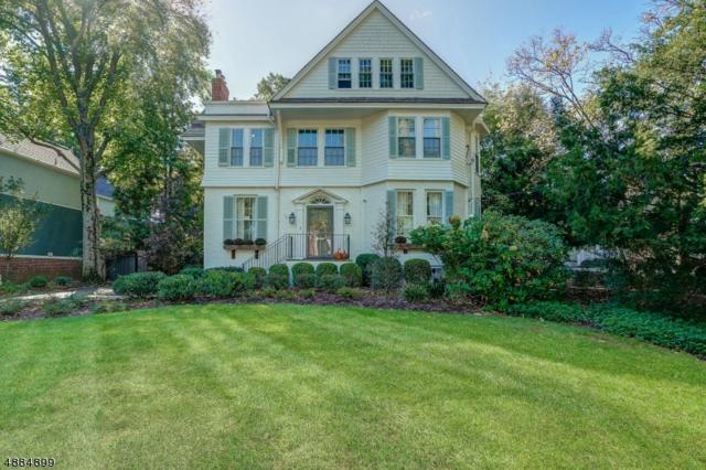 73 Knollwood Rd, Millburn Twp., NJ 07078 (MLS #3545008) :: The Dekanski Home Selling Team