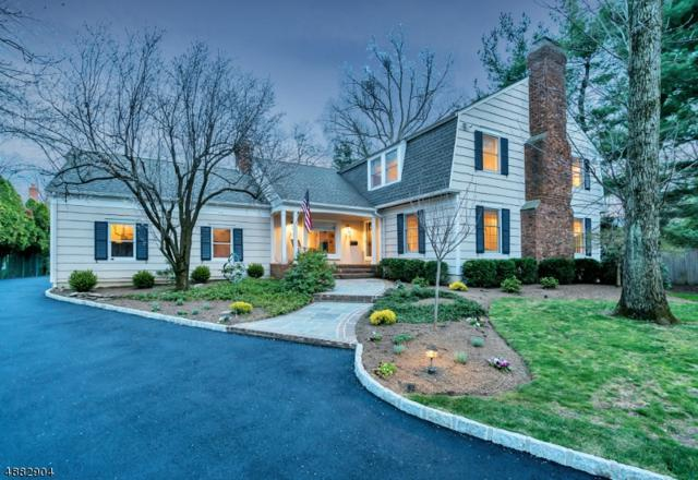 2 Roland Dr, Millburn Twp., NJ 07078 (MLS #3545364) :: The Dekanski Home Selling Team