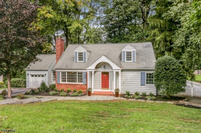21 Oak Hill Rd, Chatham Twp., NJ 07928 (MLS #3546025) :: The Dekanski Home Selling Team