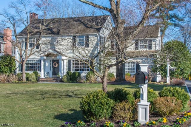 5 Overlook Rd., Chatham Twp., NJ 07928 (MLS #3546177) :: SR Real Estate Group