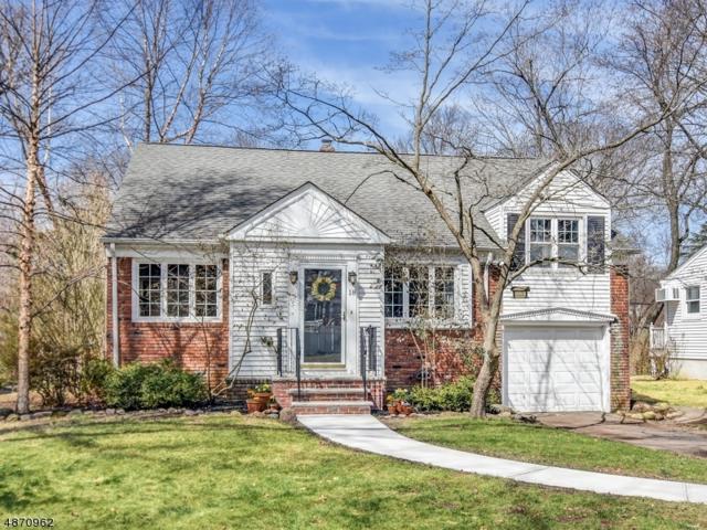 18 Chestnut Hill Pl, Glen Ridge Boro Twp., NJ 07028 (MLS #3546218) :: Coldwell Banker Residential Brokerage