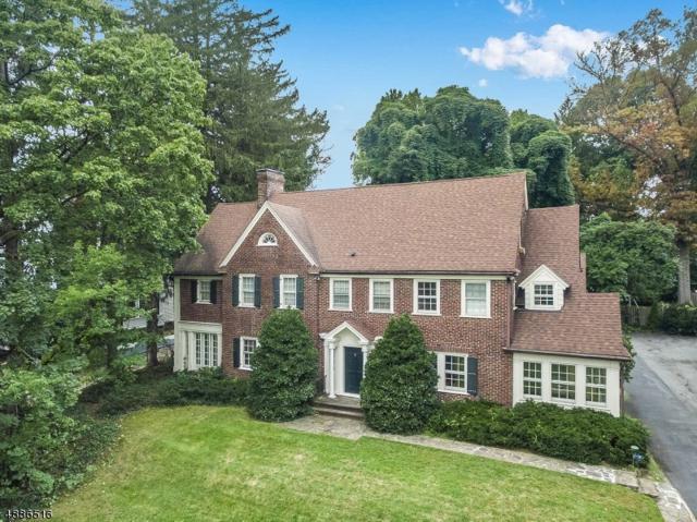 126 Ridgewood Ave, Glen Ridge Boro Twp., NJ 07028 (MLS #3546369) :: Coldwell Banker Residential Brokerage