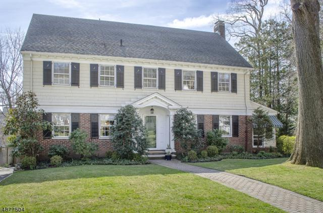 31 Claremont Dr, Maplewood Twp., NJ 07040 (#3546415) :: Group BK