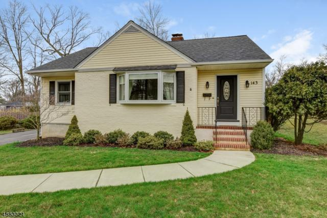 143 Forest Ave, West Caldwell Twp., NJ 07006 (MLS #3546561) :: Zebaida Group at Keller Williams Realty