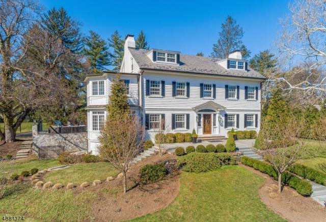 1 Minnisink Rd, Millburn Twp., NJ 07078 (MLS #3546768) :: The Dekanski Home Selling Team