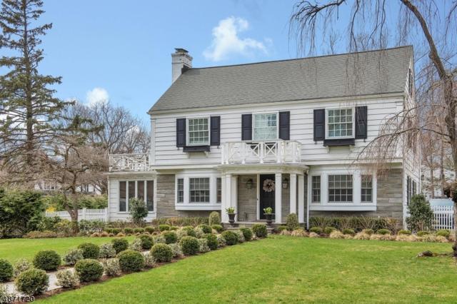 442 Ridgewood Ave, Glen Ridge Boro Twp., NJ 07028 (MLS #3547004) :: Coldwell Banker Residential Brokerage
