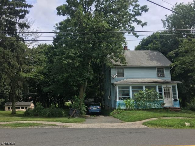 72 Mount Pleasant Ave, Hanover Twp., NJ 07981 (MLS #3547098) :: The Debbie Woerner Team