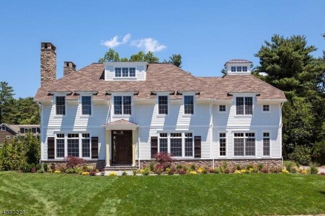 60 Linden Ln, Chatham Twp., NJ 07928 (MLS #3547099) :: SR Real Estate Group