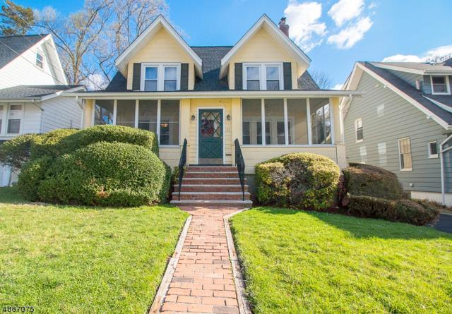 21 St Lawrence Ave, Maplewood Twp., NJ 07040 (MLS #3547323) :: Coldwell Banker Residential Brokerage
