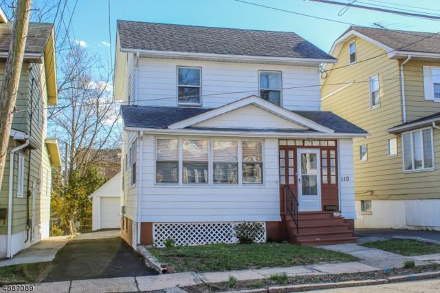 110 Woodside Rd, Maplewood Twp., NJ 07040 (MLS #3547331) :: The Sue Adler Team