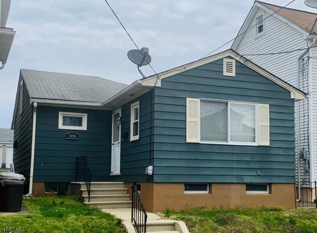 506 E Central Ave, Alpha Boro, NJ 08865 (MLS #3547351) :: Weichert Realtors