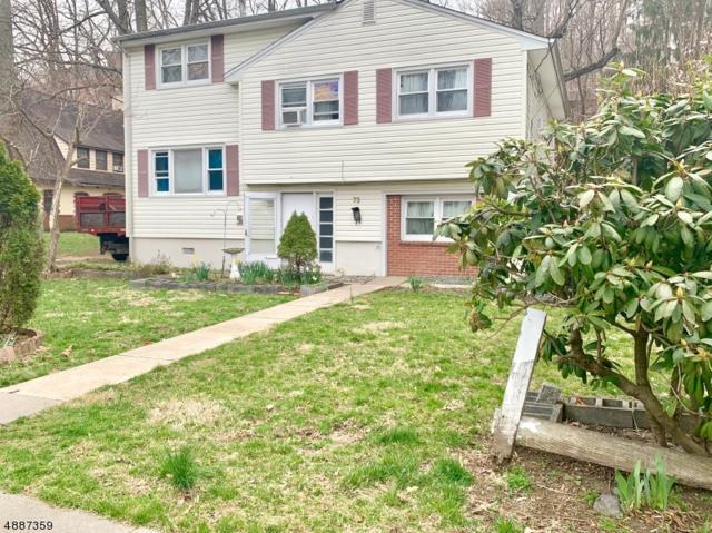 73 Wetmore Ave, Morristown Town, NJ 07960 (MLS #3547437) :: Radius Realty Group