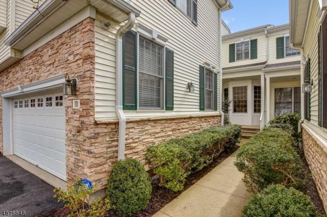 10 Pacio Ct, Roseland Boro, NJ 07068 (MLS #3547742) :: SR Real Estate Group