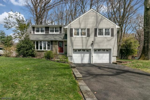 318 Rolling Rock Rd, Mountainside Boro, NJ 07092 (MLS #3547829) :: The Dekanski Home Selling Team