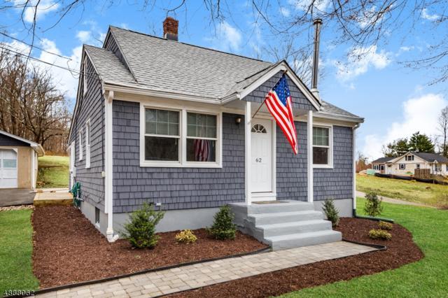 62 Smith Rd, Denville Twp., NJ 07834 (MLS #3547861) :: Weichert Realtors