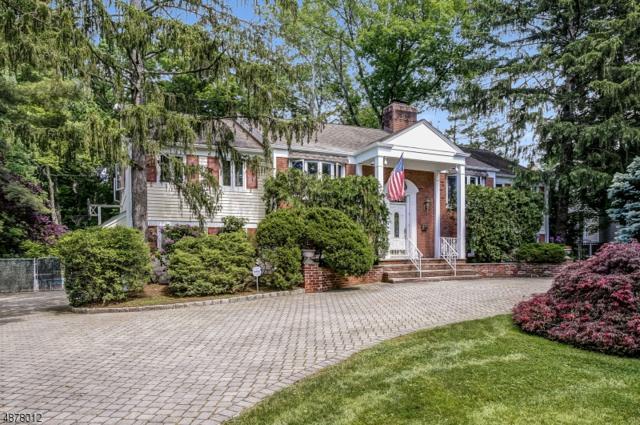 36 Thackeray Dr, Millburn Twp., NJ 07078 (MLS #3547904) :: Coldwell Banker Residential Brokerage