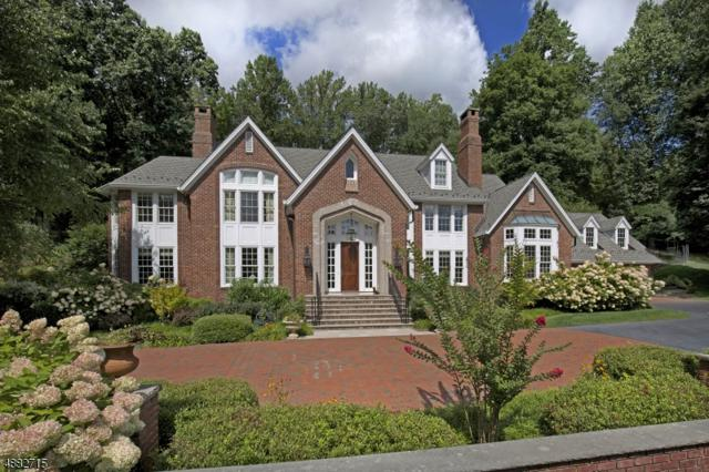 211 Campbell Rd, Bernardsville Boro, NJ 07931 (MLS #3547956) :: The Dekanski Home Selling Team