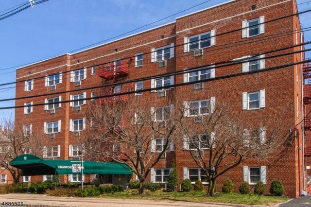 18 Springfield Ave Apt 4D, Cranford Twp., NJ 07016 (MLS #3548020) :: The Sue Adler Team