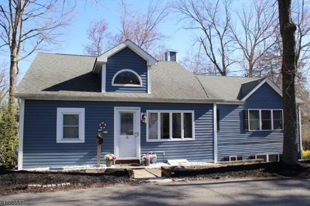 16 N Shore Rd, Denville Twp., NJ 07834 (MLS #3548290) :: SR Real Estate Group