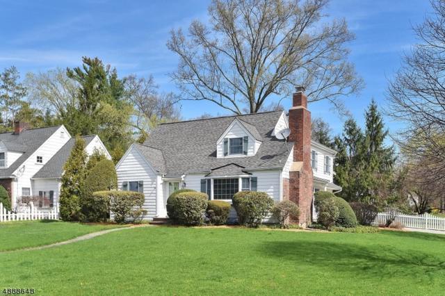 177 Bellair Rd, Ridgewood Village, NJ 07450 (MLS #3548358) :: William Raveis Baer & McIntosh