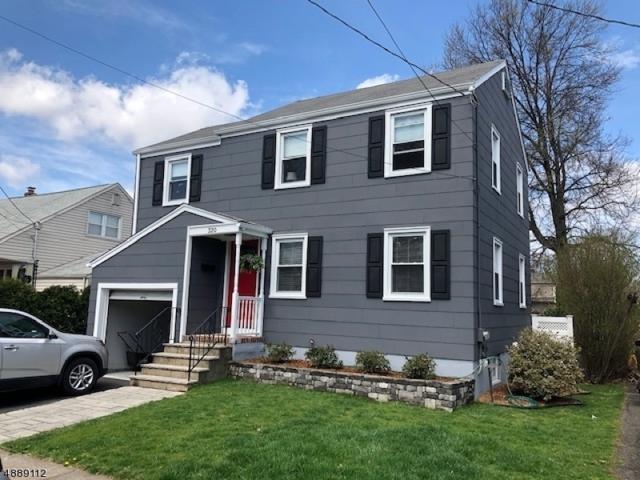 320 Hazel Ave, Garwood Boro, NJ 07027 (MLS #3548761) :: The Dekanski Home Selling Team