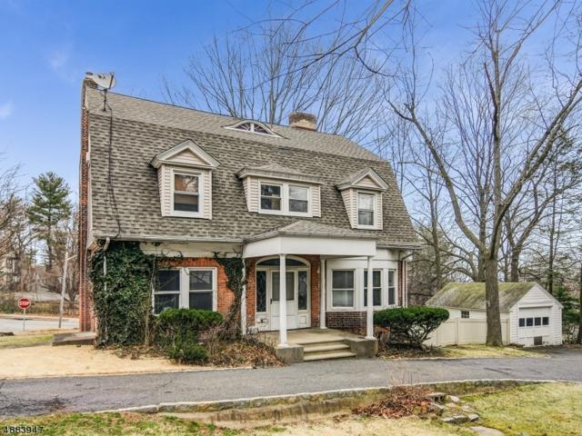 1 Walden Pl, Montclair Twp., NJ 07042 (MLS #3548800) :: Coldwell Banker Residential Brokerage