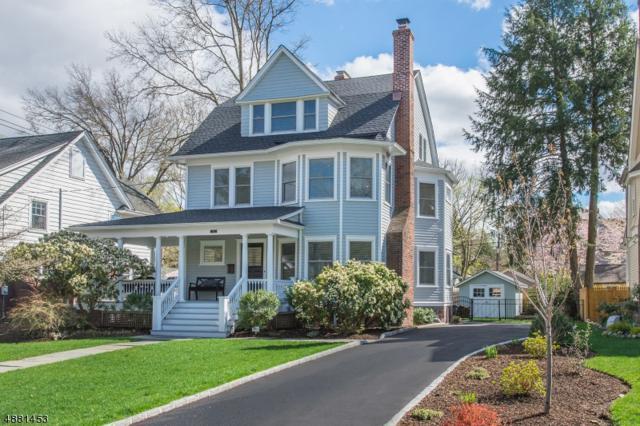 24 Fairfield St, Montclair Twp., NJ 07042 (MLS #3548966) :: Coldwell Banker Residential Brokerage