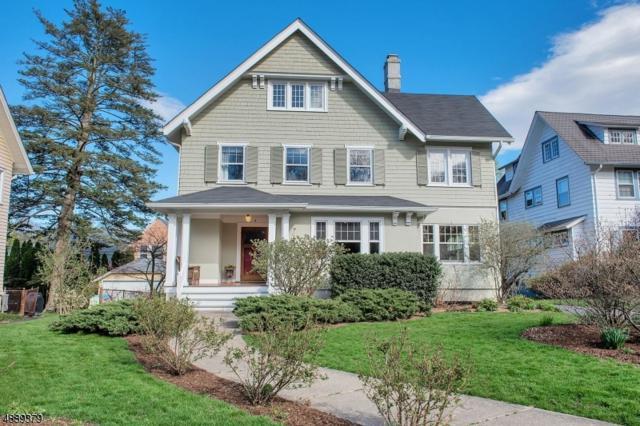 9 Duryea Rd, Montclair Twp., NJ 07043 (MLS #3548996) :: Coldwell Banker Residential Brokerage