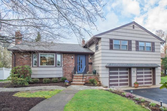 12 Victoria Ter, Montclair Twp., NJ 07043 (MLS #3549007) :: Coldwell Banker Residential Brokerage