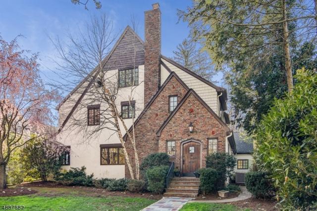 4 Curtis Ter, Montclair Twp., NJ 07042 (MLS #3549033) :: Coldwell Banker Residential Brokerage