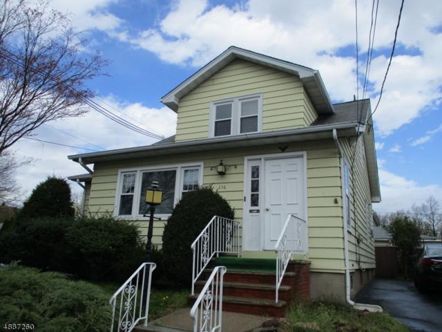 196 E 6Th St, Clifton City, NJ 07011 (MLS #3549094) :: Pina Nazario