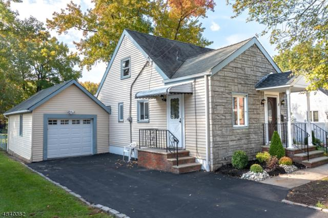 8 Ridgeview Ter, Clark Twp., NJ 07066 (MLS #3549106) :: The Dekanski Home Selling Team