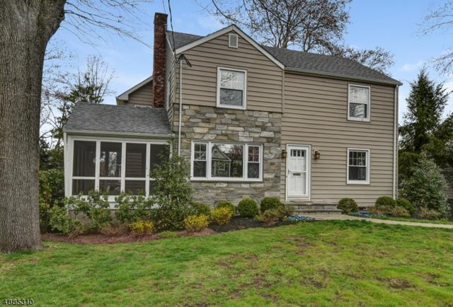 10 Lenape Trl, Chatham Twp., NJ 07928 (MLS #3549107) :: Coldwell Banker Residential Brokerage