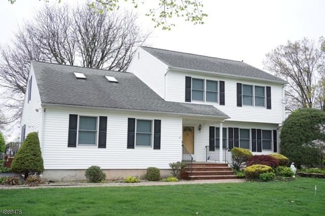 51 Amelia Dr, Clark Twp., NJ 07066 (MLS #3549266) :: The Dekanski Home Selling Team