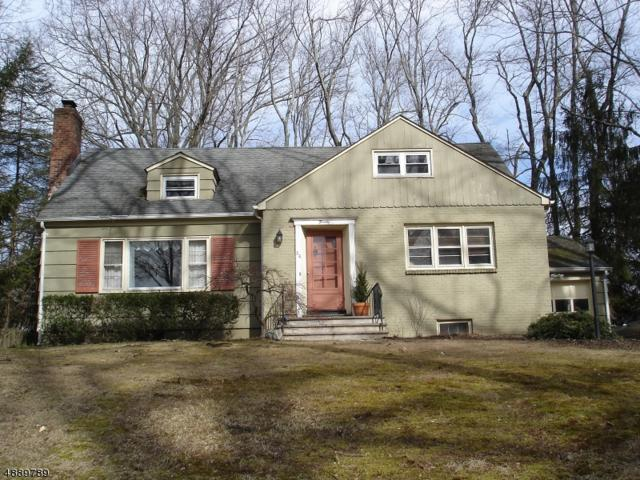20 Crestwood Dr, Chatham Twp., NJ 07928 (MLS #3549377) :: Coldwell Banker Residential Brokerage