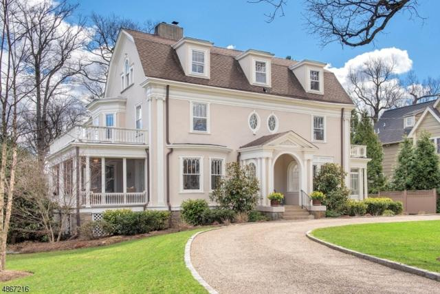101 Hobart Ave, Summit City, NJ 07901 (MLS #3549612) :: SR Real Estate Group